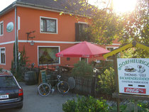Dorfheuriger, Murfeld-Unterschwarza, Steiermark