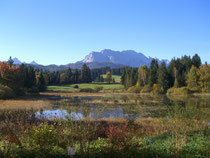 Alpen-Caravanpark Tennsee, Klais-Krün