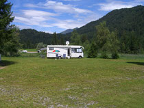Camping Müller, Weissensee