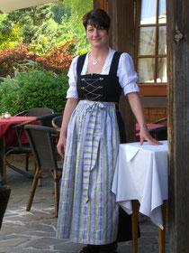 Heike, die freundlichste Kellnerin im Schwarzwald