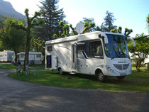 Camping Steiner, Leifers