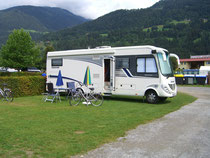 Fliegercamp Greifenburg / Drau