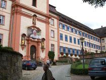 Benediktinerkloster St. Trudpert in Münstertal