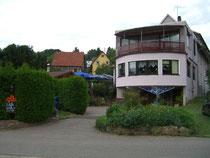 Zimmern, Café Mainland