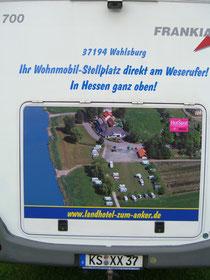 Wahlsburg-Lippoldsberg, Landhotel zum Anker