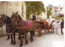 Mariage au Grand Pressigny