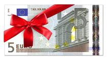5 Euro für jeden Newsletter-Anmeldung
