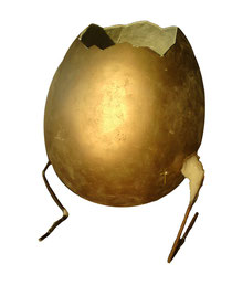 Iwona Borkowska. Das goldene Ei