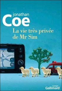 La vie très privée de Mr Sim de Jonathan COE