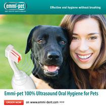 Nyhed: Emmi-Pet til din hund