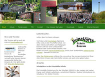Homepage der PrinzHöfte Schule Bassum