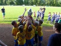 1. Sieger: D-Jugend SpVgg Vreden