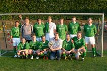 """Die Siegermannschaft vom Hooksturnier 2011 Team """"Bewital"""""""