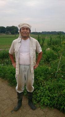 浅野農園 浅野さん