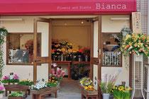 元住吉のお花屋さん Flowers and Plants Bianca(ビアンカ)