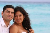 Misael Ramos y Nayeli Jiménez