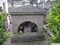 Sarah Bernhardt 1844-1923 - Inoubliable interprète de l' Aiglon d'Edmond Rostand et de La Dame aux camélias de Dumas fils