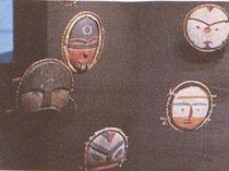 Au musée de Boulogne : une belle collection de masques