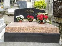 Colette 1873-1954 - Romancière, auteur de la série des Claudine