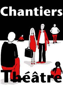 """Chantiers Théâtre"" © HB Blandine HAMON"