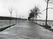 Débordement de l'Adour à Maubourguet en février 1952 © DDT 65