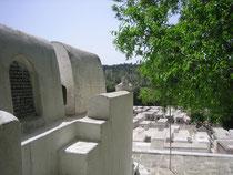 Cimetière juif à Fes