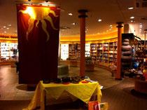 Buchpräsentation Thalia Buchhandlung Ingolstadt