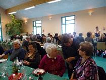 Repas des aînés Noël 2010 à Hagenbach