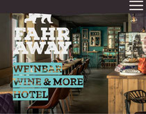Ausstellung Volkach FahrAway Hotel & Bar