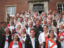 Team der Helferinnen und Helfer