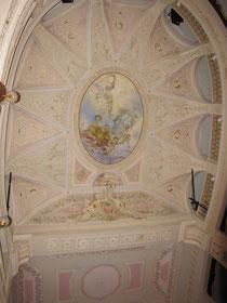 Il bellissimo soffitto del Teatro La Fenice, Amandola