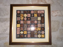 My tapestry chocolates               B&B La Mela Rosa