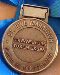Bestzeit Medaille