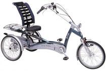 Mobil mit einem Dreirad