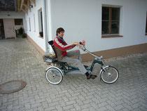 Easy Rider 2 Probefahrt