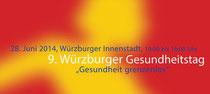 Logo Würzburger Gesundheitstage