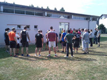 Urban Combatives mit Lee Morrison am 27./28.07.2013 in Erlensee