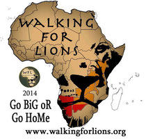 Cycling for Lions
