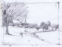 Tonal Sketch Hill End