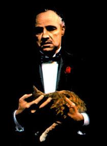 Marlom Brando como Vito Corleone