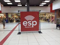 Italien esp Einkaufscenter