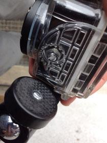 Stativ Kugelkopf Kamera kaputt zerbrochen Temperaturunterschiede