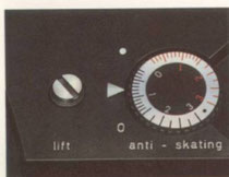 Antiskating DUAL 701 1.Serie