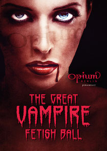 """The Great Vampire Fetish Ball"" am 17.5.2014 im Historischen Stummfilmkino Delphi"