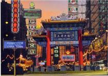 Bangkok - China Town