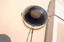 Upcycling Lampe aus einer Trockenhaube: Jetzt mit LED