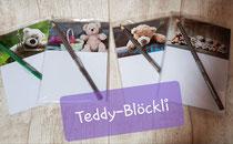 Teddy-Blöckli Stück Fr.