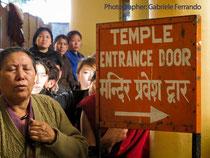 Fedeli al tempio