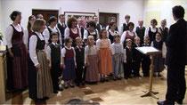 Weihnachts Benefizkonzert, Schmetterlingskinder, Stötten-Chor, Gampern, Bezirk Vöcklabruck,