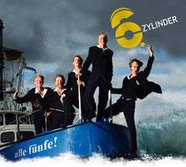 """Album """"alle fünfe!"""" 6-Zylinder"""
